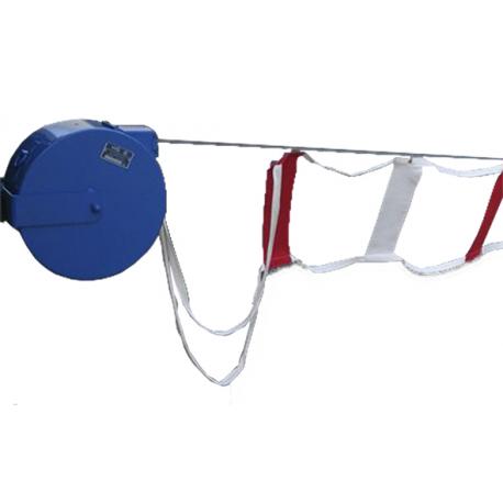 Enrollador de banderola