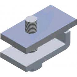 Brida de fijación para ala menor 10 mm