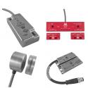 He-series Interruptores de seguridad magnética